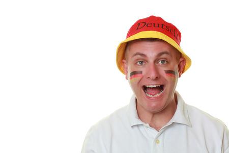 World Master Cup Soccer Fan Male  photo
