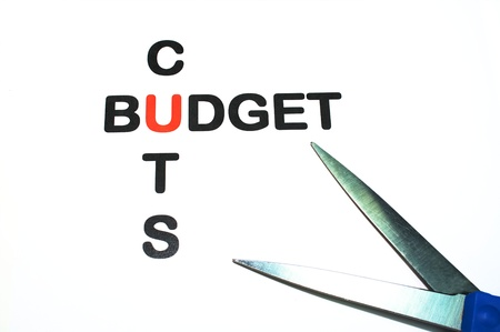 Time to cut budget expenses due to economic times