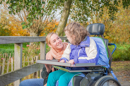 Working together with disability