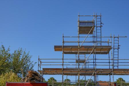 House renovation refurbishment and construction Zdjęcie Seryjne