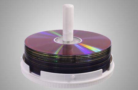 dvdr: CDR disks