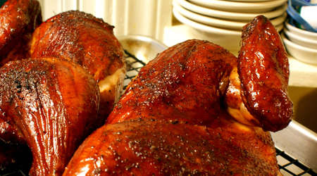 Smoked Chicken photo