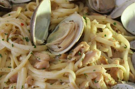 Fresh Linguini and Clams