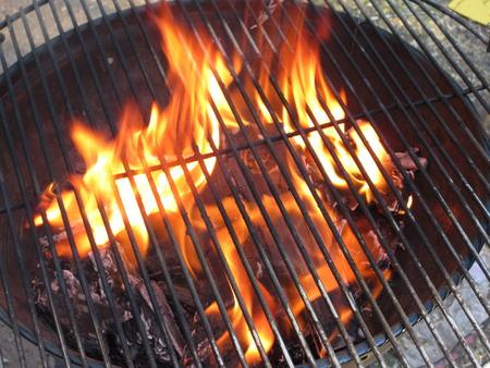 woodfire: Fire Stock Photo
