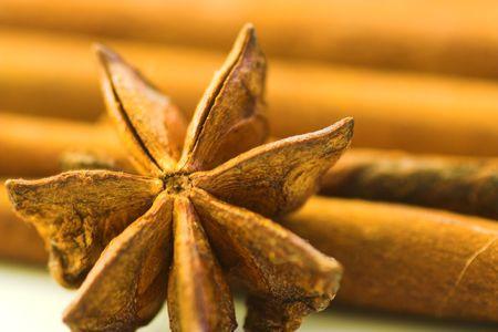 cinammon: anise and cinammon