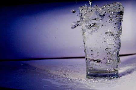 aussi: trop d'eau Banque d'images