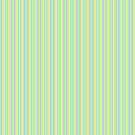 quadratic: Green, pink, blue and yellow stripes in a quadratic format