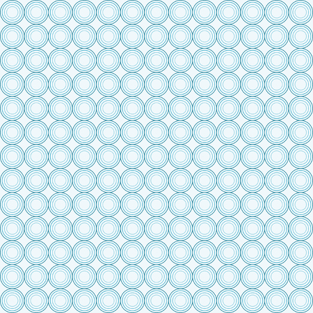 inserted: Circles in 4 different shades of blue inserted into each other on a light blue background
