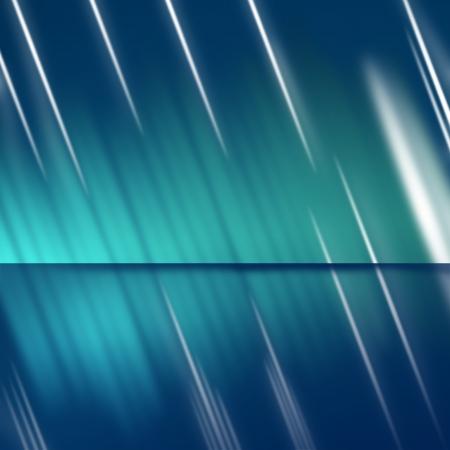 auroral: Background in auroral style