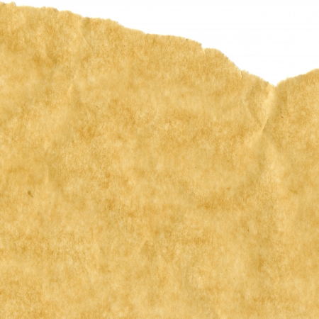 Background with baking paper