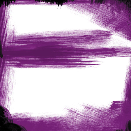 textured effect: A purple textured effect with oscillating brushes Stock Photo