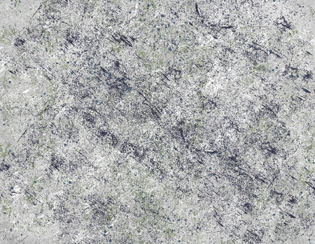 decrepit: A dirty gray background with blobs Stock Photo