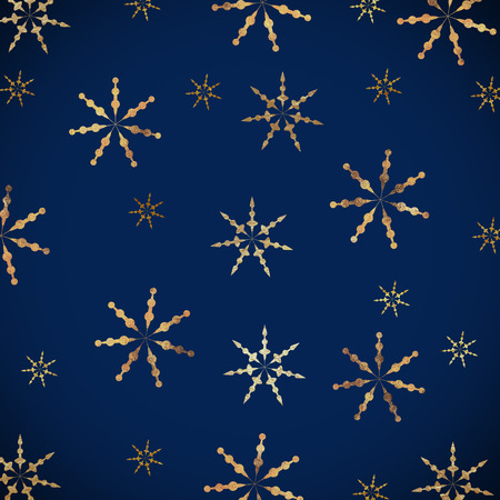 Colored paper-texture with snowflakes for Christmas time. Standard-Bild