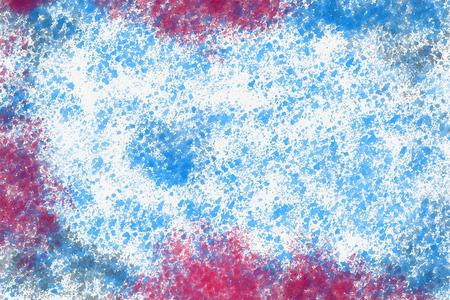 An abstract background texture with splashes Stock Photo