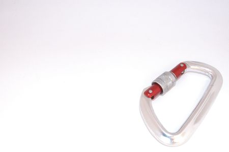 most useble climbing equipment carabina on the mountaineering and caving