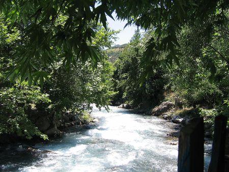 Kapuzbasi river looking so good