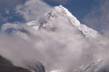 the summit of nepal.