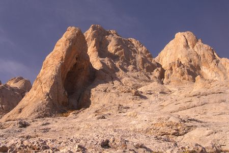 good looking mountain landscape
