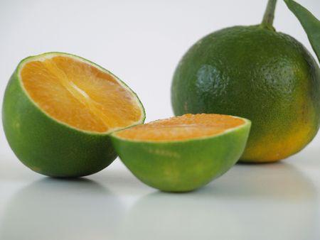 mandarine: Mandarine Green