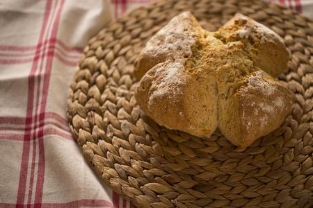 bread soda: IRISH SODA BREAD