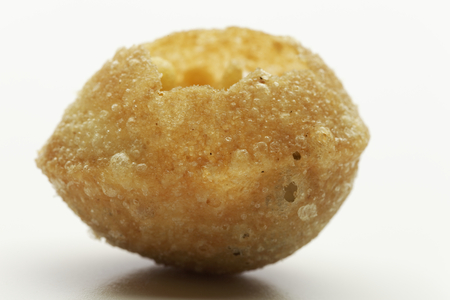 pani: Panipuri or Gol Gappa or Chaat Indian fast food Chaat Spices Fast Food South Asian delicacy PANI PURI