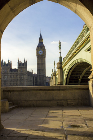 westminster city: City of Westminster, Big Ben and Parliament