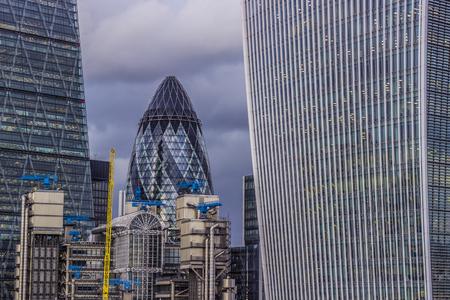 talkie: Walkie Talkie building and surroundings in London