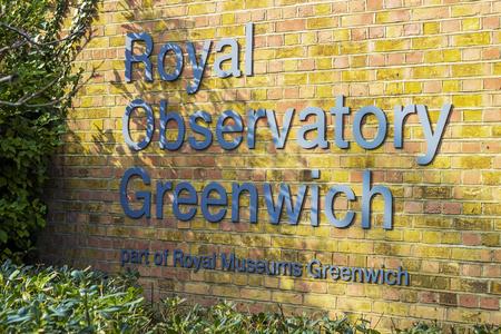 greenwich: Royal Observatory Greenwich in London.