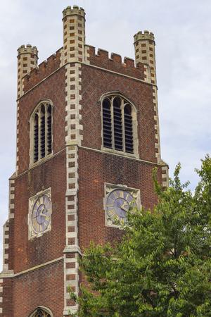 paul: The Church of Saint Paul in Cambridge, England.