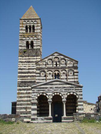 venerate: Basilica di Saccargia