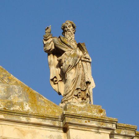 glorification:         Apostle