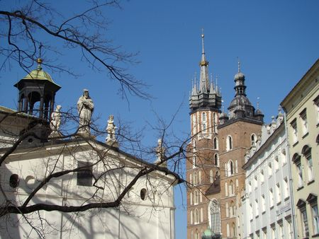 churchs of Cracow photo