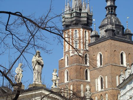 cracow: symbol of Cracow