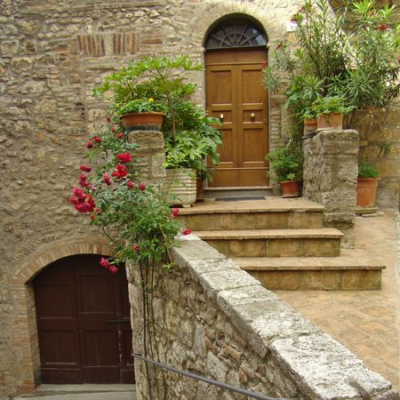 beautiful italian nook