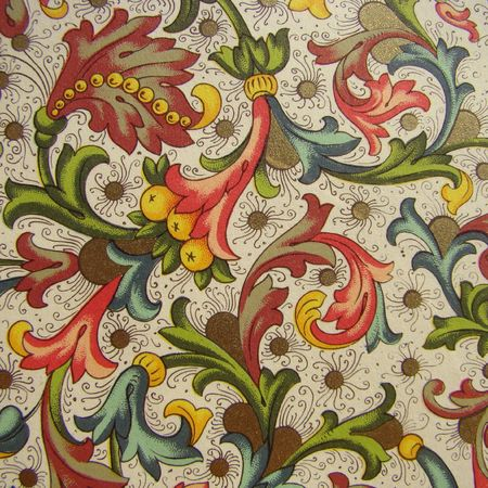 decorative paper from Florence