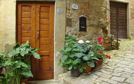 beautiful italian corner                                Stock Photo - 5681486