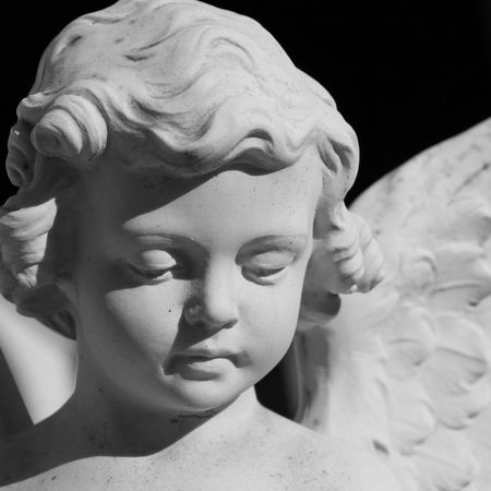 angelic face photo
