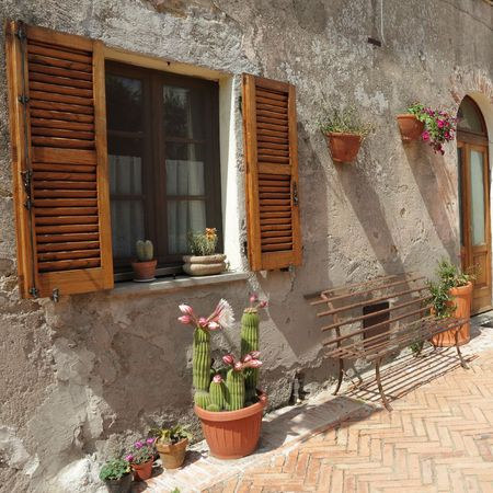 slow living, Tuscany  Stock Photo - 7943605