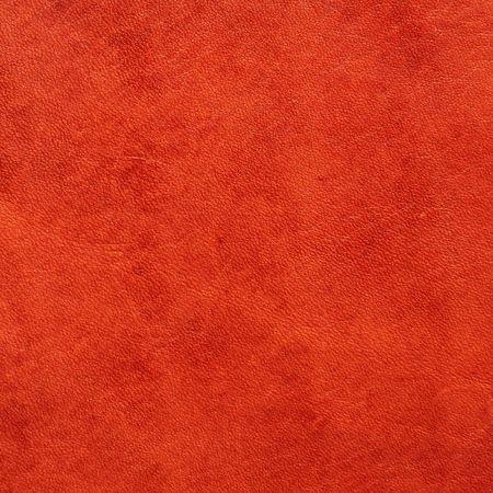 red handmade leather sample photo