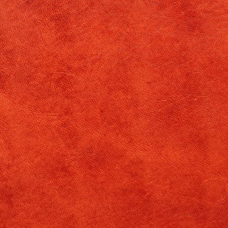 red leather texture: red handmade leather sample