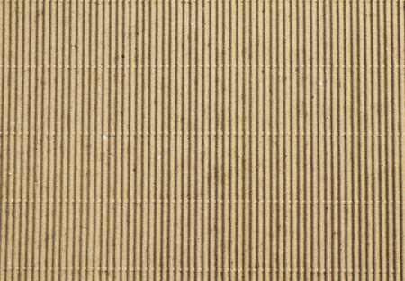 corrugated carton paper sheet Stock Photo - 8060079