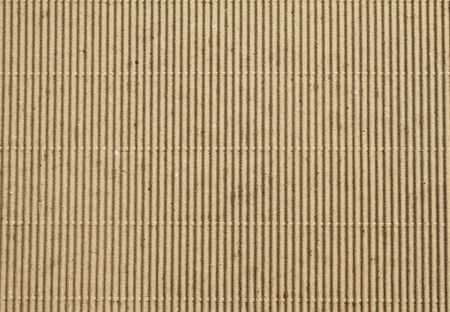 corrugated carton paper sheet Stock Photo - 8060079
