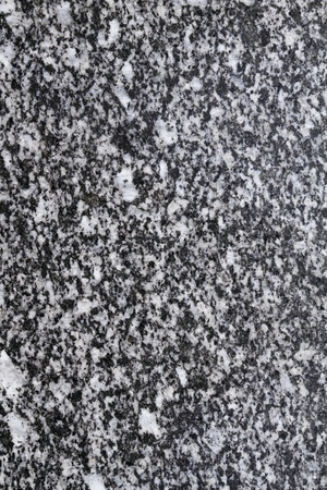 black and white smooth spotted granite slab photo