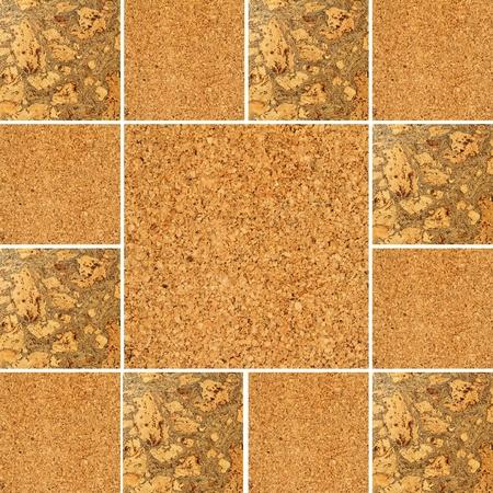 empty cork board design Stock Photo - 10411119