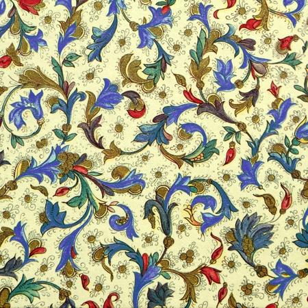 elegant floral wrapping sample
