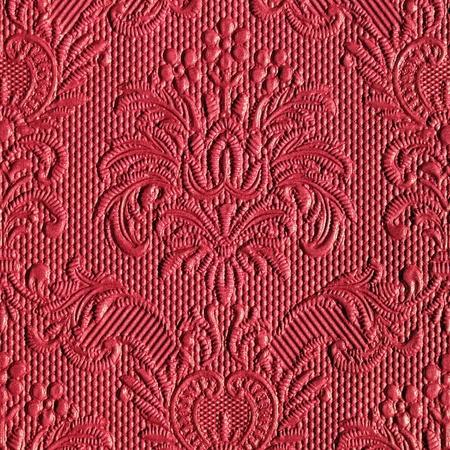 tejido: tel�n de fondo de color rojo victoriano