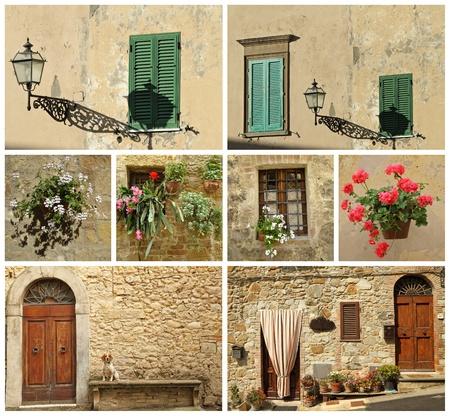 Italienische Lebensart Standard-Bild - 12943118