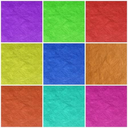 color paper art