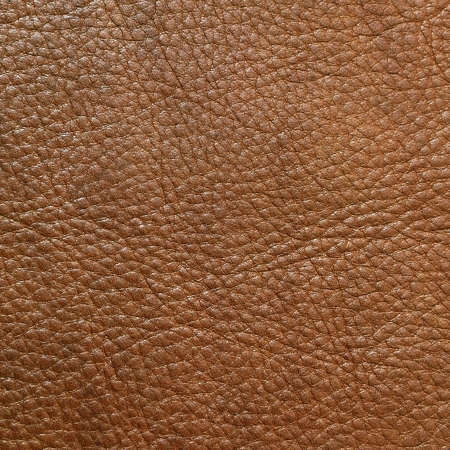 Brown leather texture as background photo