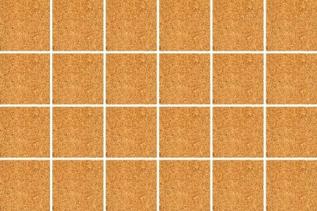 multi cork board photo